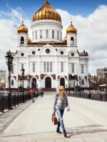 cathedral of christ the savior-moscow