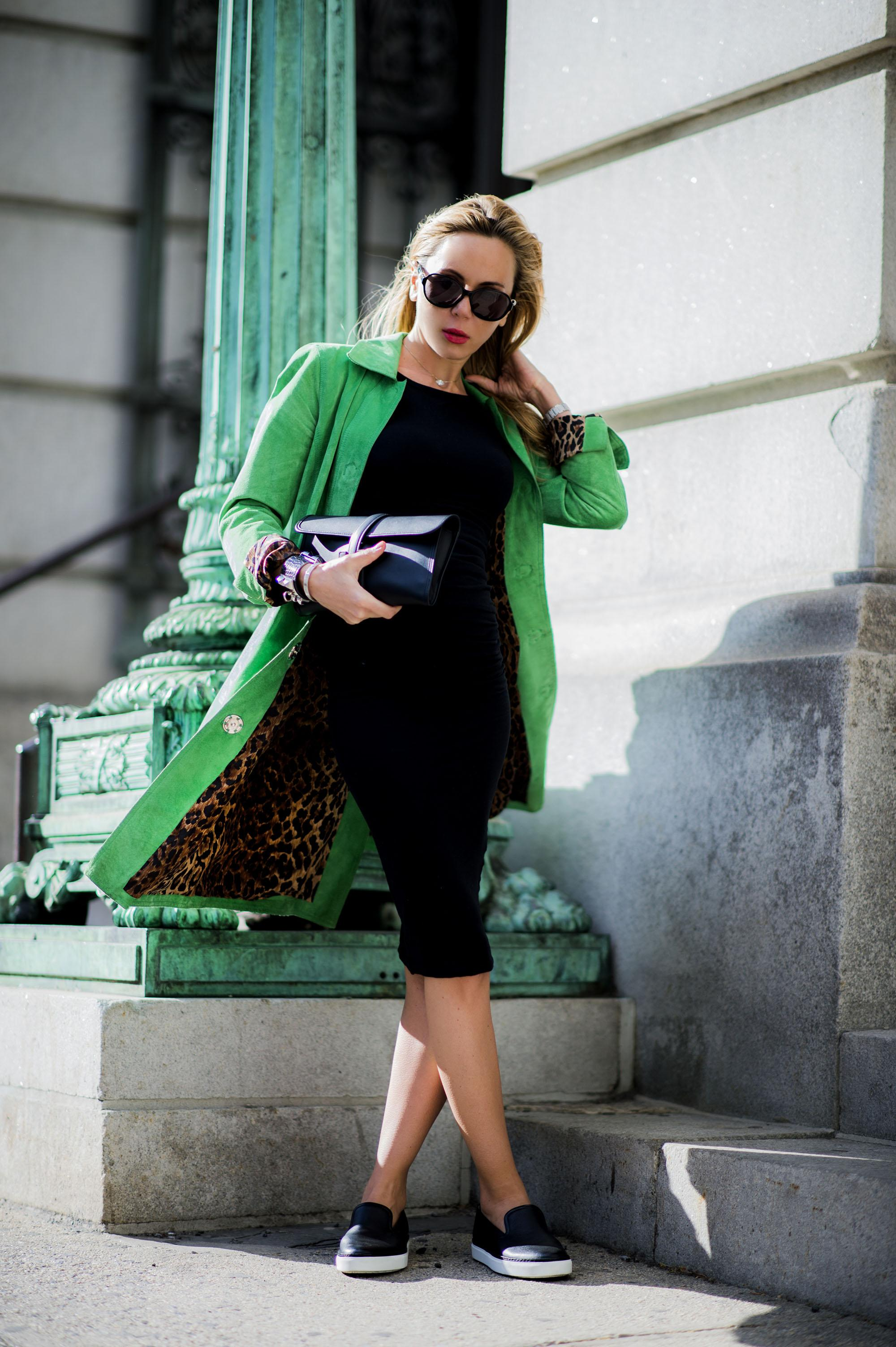 coolest green coat