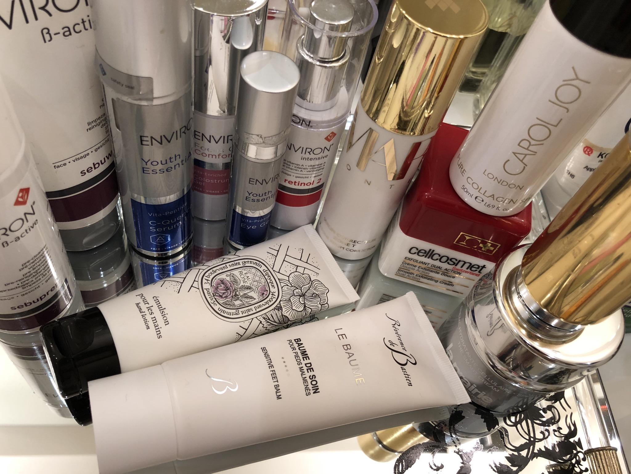 december beauty products